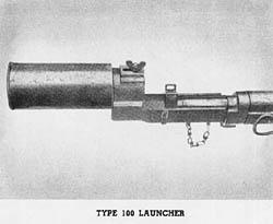 Type 100 Grenade Launcher