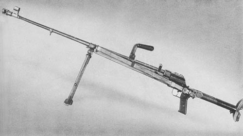 7.92 mm Panzerbuchse 39 (Pz. B. 39): Antitank Rifle