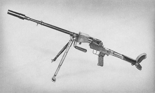 7.92 mm Granatbuchse 39 (Gr. B. 39): Grenade-Launching Rifle