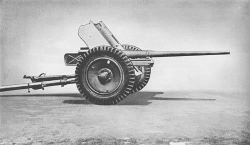 4.2/2.8 cm Pak 41: Tapered Bore A.T. Gun