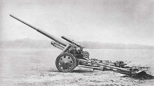 10.5 cm (sK18) Medium Gun