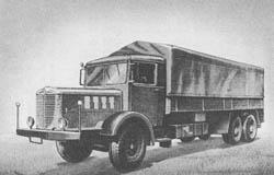 s. Lkw., Off. (o): Heavy Motor Truck, Open -- schwerer Lastkraftwagen, offen (o)