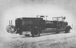 St. (Kfz. 344): Hose Truck -- Schlauchtender (Kfz. 344) mit Fahrgestell des mittleren Lastkraftwagen (o)