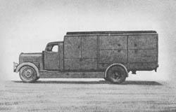 Schlauchkraftwagen S. W. (Kfz. 346): Hose Truck