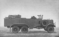 Messt.-u. Ger. Kw. (Kfz. 63): Measurement Range and Equipment Truck