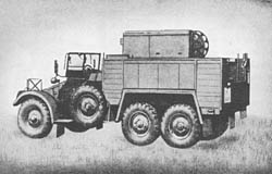 l. Scheinw. Kw. I (Kfz. 83): Light Searchlight Truck I