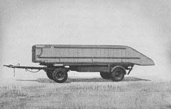 Pont. Wg. (Pf. 11): Pontoon Carrier - Pontonwagen (Pf. 11)