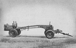 Pont. Wg. (Pf. 9): Pontoon Carrier - Pontonwagen (Pf. 9)
