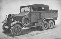 Verm. Ger. Kw. (Kfz. 64): Range Finder Truck