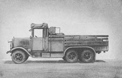 Flak-Messtr. Kw. I and II (Kfz. 74): Antiaircraft Survey Section Truck