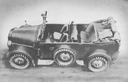 m. Messtr. Kw. (Kfz. 16): Medium Flash and Sound Ranging Car