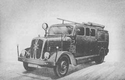 Fl. Ks. 15 (o): Fire Engine