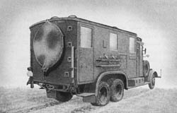 Horch. Fu. Peil. Kw. (Kfz. 303): Interceptor Truck