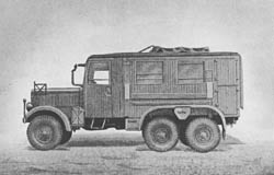 Kabelmess-Kw. (Kfz. 61): Cable Surveying Truck