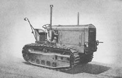 m. Kett. Schlp. (o): Medium Tractor: mittlerer Kettenschlepper