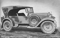 m. gl. Pkw. (Kfz. 11): Medium Cross-Country Personnel