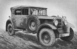 Kfz. 12: Medium Cross-Country Personnel Car