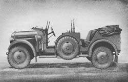 m. gl. Pkw. (Kfz. 12): Medium Cross-Country Car