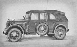 Fu. Kw. (Kfz. 15): Radio Car