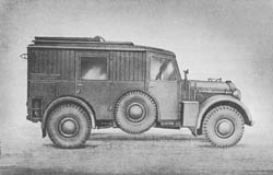 Kabelmess. Kw. (Kfz. 17): Cable Surveying Car