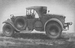 Gef. Kw. (Kfz. 18): Emergency Repair Car: Gefechtskraftwagen