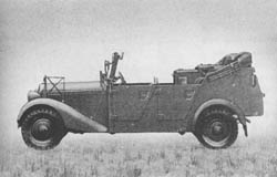 Fu. Kw. (Kfz. 2): Radio Car - Funkkraftwagen