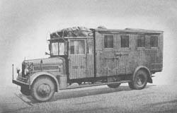 Nachr. Werkst. Kw. (Kfz. 42): Signal Repair Truck