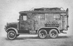 Peilkw. a (Kfz. 61): Radio Beacon Truck