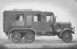 Fsp. Betr. Kw. (Kfz. 61): Telephone Generator Truck