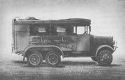 Fu. Mastkw. (Kfz. 68): Radio Antenna Truck