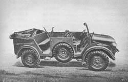 Mannsch. Kw. (Kfz. 70): Reconnaissance Car