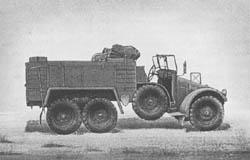 l. Flkw. (Kfz. 81): Antiaircraft Unit Light Truck