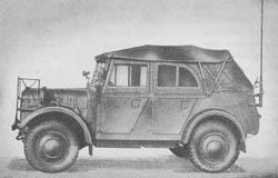 Fu. Kw. (Kfz. 2): Radio Car