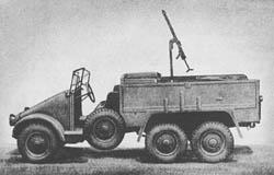 Mannsch. Kw. (Kfz. 70): Personnel Carrier