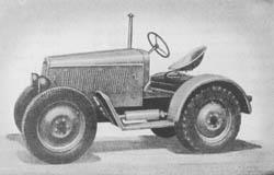 l. Rd. Schlp. (o): Light Tractor