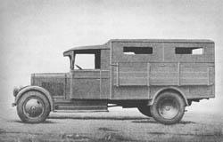 l. Lkw. mit geschl. Aufbau (o): Light Truck