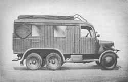 Verst. Kw. (Kfz. 61): Maintenance Truck