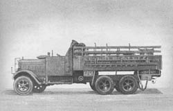 m. Flakkw.: Medium Antiaircraft Unit Truck