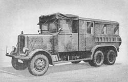 Wett. Kw. — Druck. Kw. (Kfz. 72): Meteorological Truck