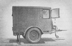 Gr. Kühlb. Anh. (Sd. Ah. 107): Large Refrigeration Trailer