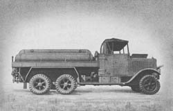 Betr. St. Kesselkw. (Sd. Kfz. 5): Fuel Servicing Truck