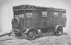 Fsp. Verm. Anh. (2 achs.) (Ah. 468): Telephone Exchange Trailer