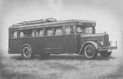 Heavy Motor Bus: schwerer Kraftomnibus