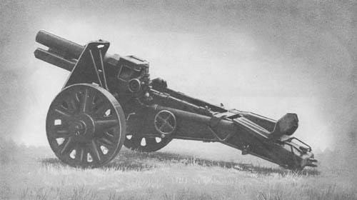 15 cm s. I. G. 33: Heavy Infantry Howitzer