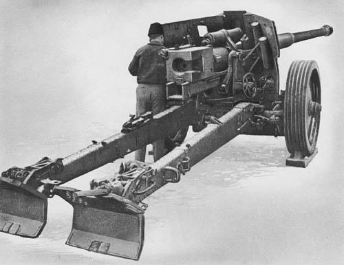 8.8 cm Pak 43/41: Antitank Gun