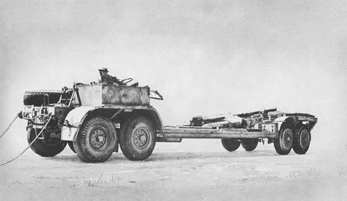 Tieflader für Panzerkampfwagen: Tiefld. Anh. F. Pz. Kpfw. (Bs. Ah. 642): Heavy Tank Transporter