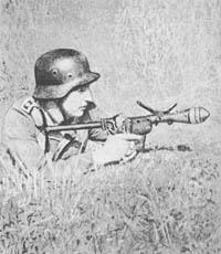 Leuchtpistole WW2