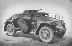l. Pz. Sp. Wg. (Sd. Kfz. 221): Light Armored Scout Car