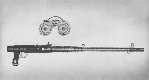 7.92 mm M.G. 15: Flexible Aircraft Machine Gun