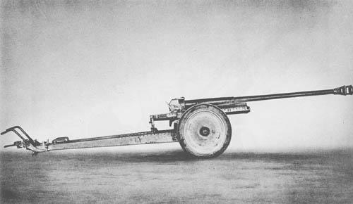 7.62 cm Pak 36 (r): Antitank Gun (Ex-Russian)
